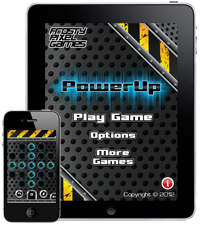 PowerOn game for iPhone and iPad